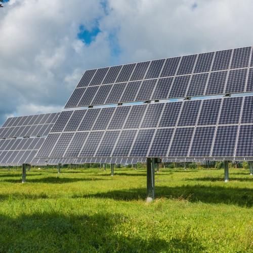 La centrale photovoltaïque la plus grande d'Europe en Gironde