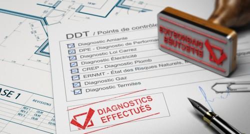 DIAGNOSTICS TECHNIQUES ET ENVIRONNEMENTAUX